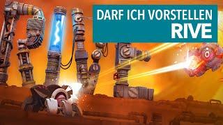 RIVE - Kurztest-Video zum Sci-Fi-Twinstick-Shooter (Gameplay)