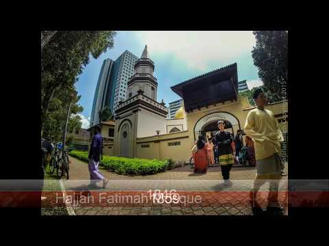 Mosques in Singapore