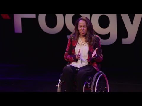 Why It Is Time to Make Inclusive Development Inclusive | Charlotte McClain-Nhlapo | TEDxFoggyBottom