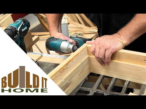 Making Modern Door Jambs