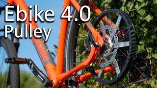 Electric bike 4.0 - Pulley