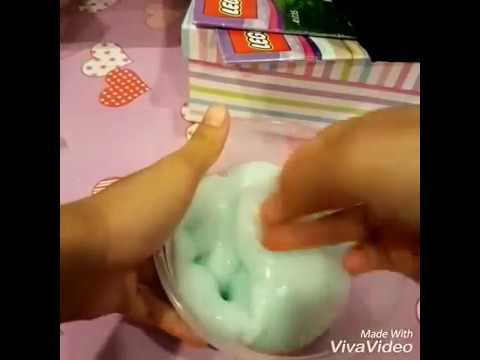 How To Make Icing Sugar Slime