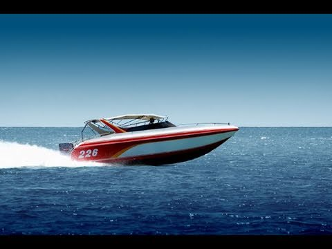 Boat Hull Design Concepts
