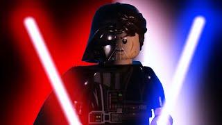 LEGO STAR WARS - THE ACTUAL ORIGIN OF DARTH VADER