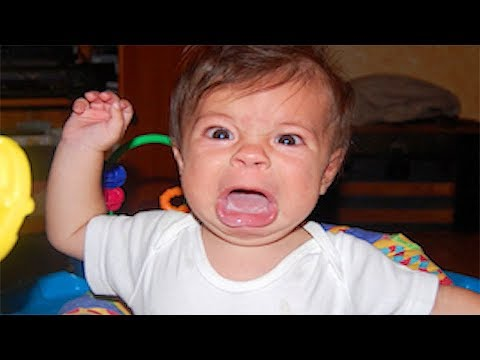 What Happens When Babies Go Angry?! -TRY NOT TO LAUGH (Funny Baby Videos) 2017 *New*