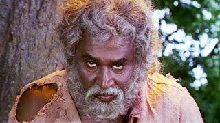Rajni's speech to villagers   Muthu   Tamil Movie   Part 14