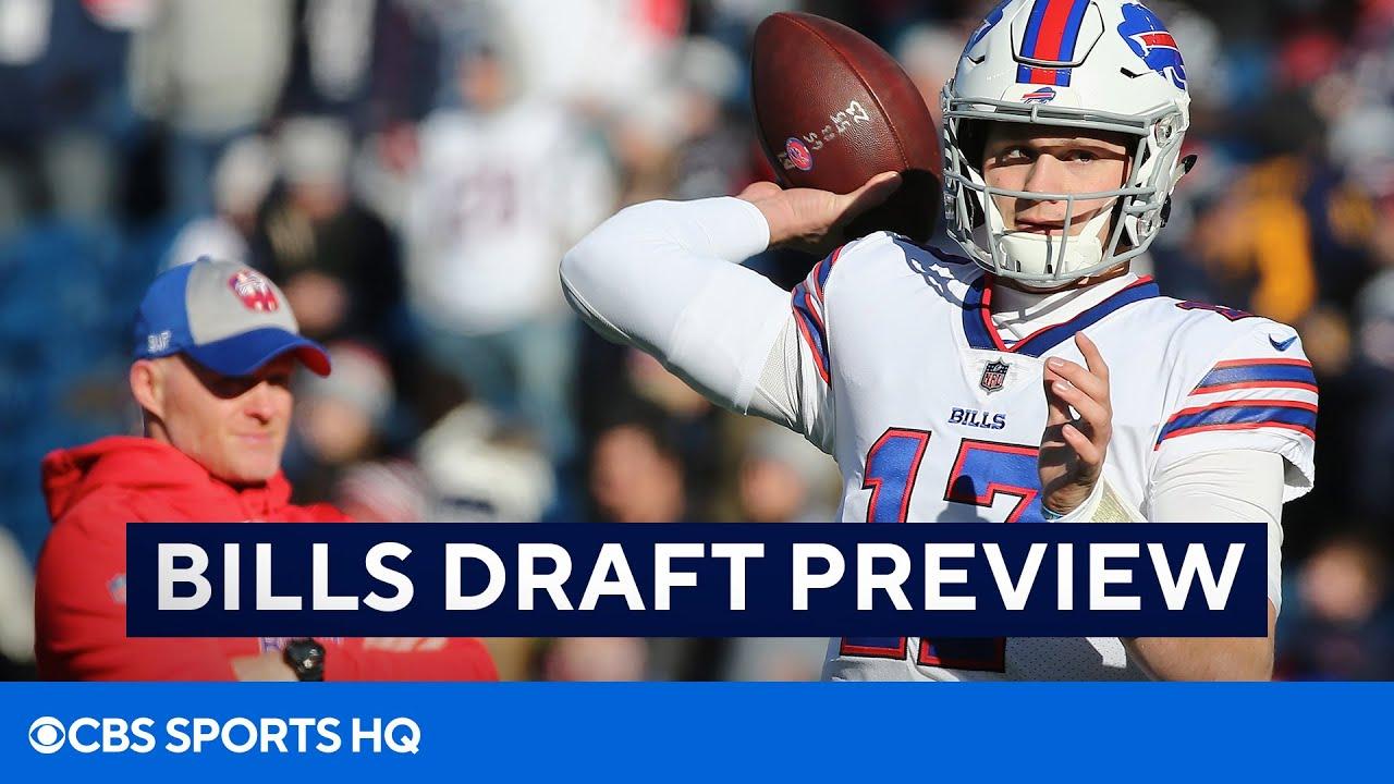 Bills Free Agency Recap & 2021 NFL Draft Preview | CBS Sports HQ