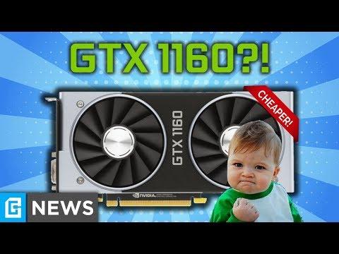 GTX 1160 & RTX 2060 Coming January?!