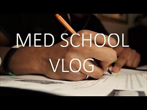 Preparing For Medical School Exams - 1 WEEK (VLOG)