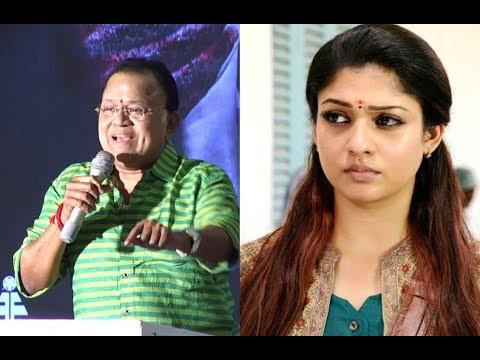 Xxx Mp4 Radha Ravi Talks About Nayanthara Minnambalam 3gp Sex