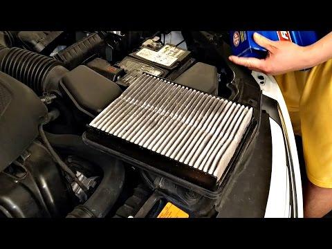 How to Change 2014 Hyundai Sonata Engine Air Filter