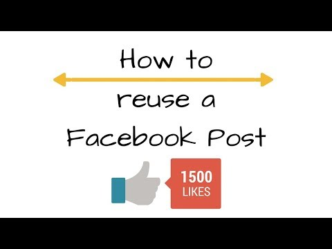 How to reuse a post for Facebook Ads? [Q&A]