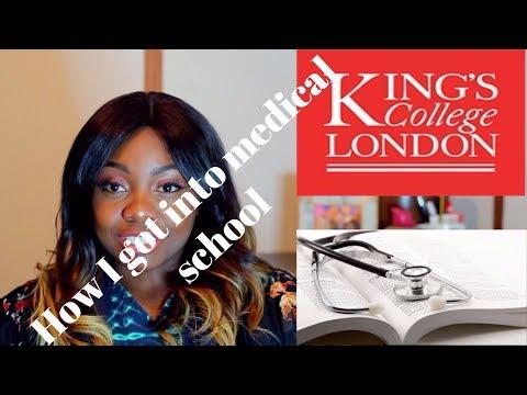 How I got into a UK medical school