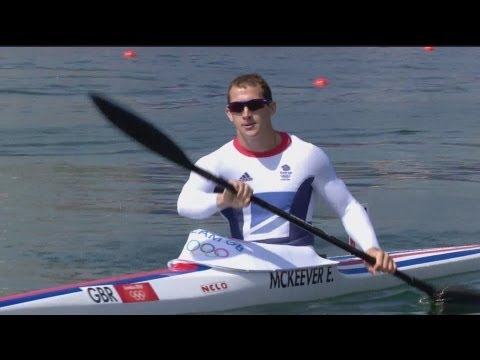 Men's Canoe Sprint Kayak Single 200m Semi-Finals - London 2012 Olympics