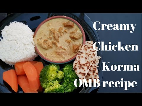 HOW TO MAKE THE PERFECT CREAMY CHICKEN KORMA