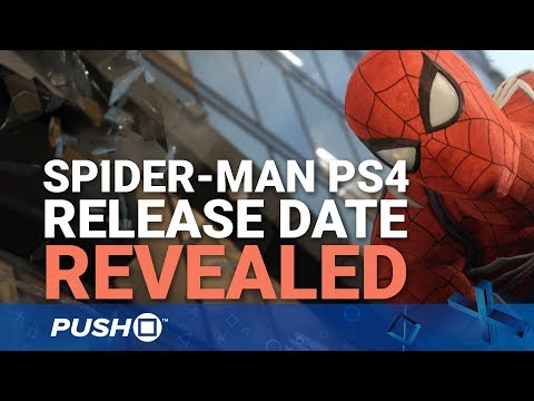 Spider-Man PS4 Release Date Announced: Pre-Order Bonuses, Collector's Editions | PlayStation 4