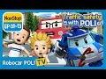 Traffic Safety With POLI EP 01 13 Robocar POLI Kids Animation