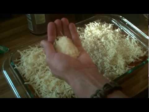 Easy Cheesy Baked Spaghetti