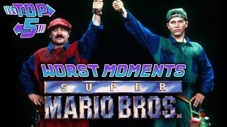 Top 5 Worst Super Mario Bros Movie Moments