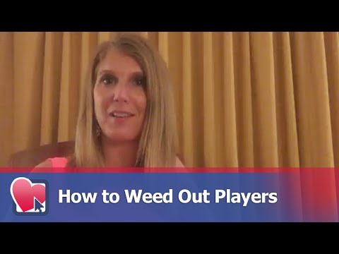 How to Weed Out Players - by Kimberly Seltzer (for Digital Romance TV)