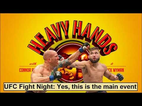 Stephens vs Emmett preview (Heavy Hands #199)