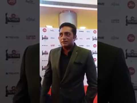 Prakashraj talks about his love for the black lady Jio Filmfare awards south