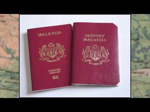 Fakta mengenai passport Malaysia