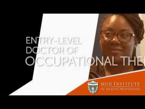 Entry-Level Doctor of Occupational Therapy Program