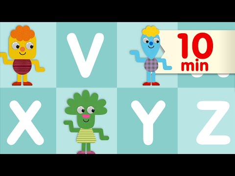 Xxx Mp4 The Alphabet Chant More ABC Songs Super Simple Songs 3gp Sex