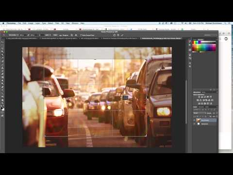 Photoshop CS6 | Preparing photos to share online with facebook, twitter and your website.