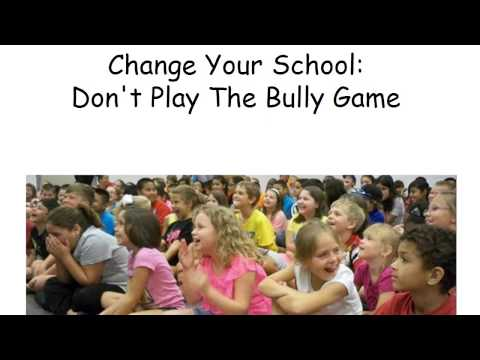 Stop Bullying In Your School; Assembly Show