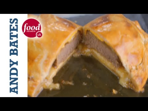 Philly Cheese Steak Pasty - Andy Bates