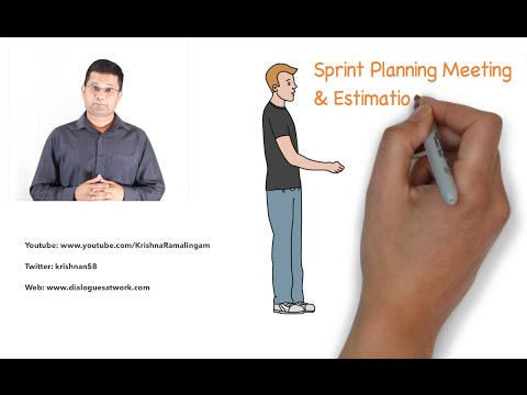 Know all about Sprint Planning & Agile Estimation under 6 minutes