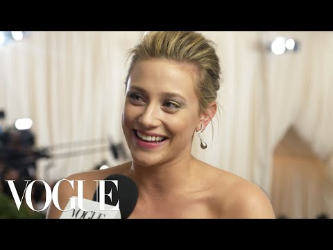 Lili Reinhart on What She Expects From Her First Met Gala | Met Gala 2018 With Liza Koshy | Vogue