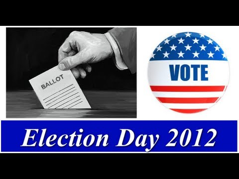 How To Vote - What To Expect On Election Day 2012