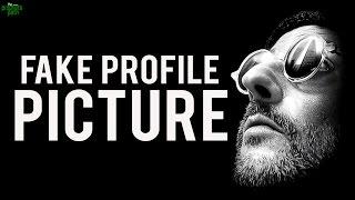 The Fake Profile Picture