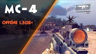 Modern Combat 4 : Zero Hour HD Gameplay | Mc4 Gameplay | Full Mission | Poco