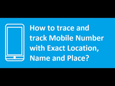 How to find name and address from mobile number