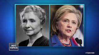 Texas Board Votes To Drop Hillary Clinton From Curriculum | The View