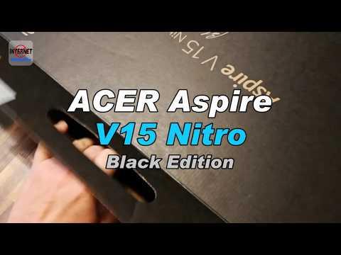 Acer Aspire V 15 Nitro Black Edition i5 [Unboxing]