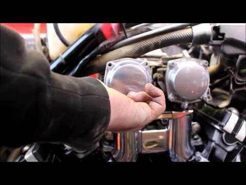Yamaha V-Max Carburetor repair