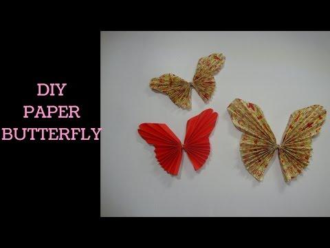 paper crafts paper butterflies.