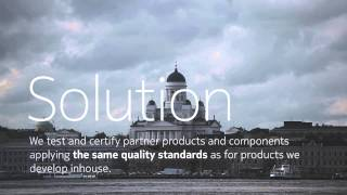 Nokia certifies partner products for end-to-end quality and security