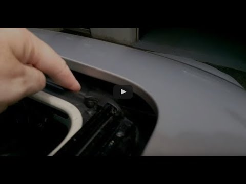 How to test roof drains Volvo   2001-2009