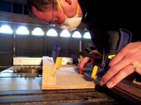 How to Make  a Hexagonal Walnut Box Part I