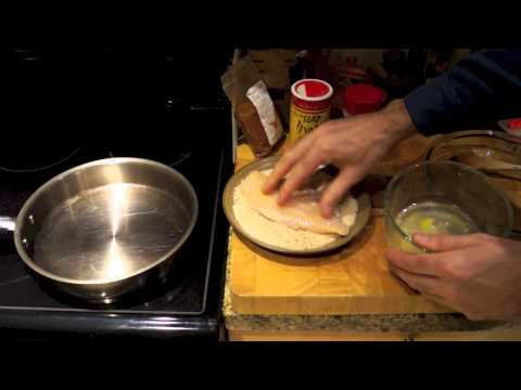Breaded Catfish Tacos