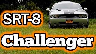 Regular Car Reviews: 2008 Dodge Challenger SRT-8