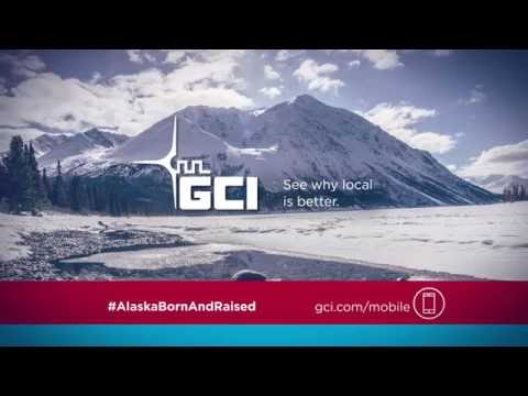 Alaska Breakup Happiness | GCI Cell Phone Spring Specials