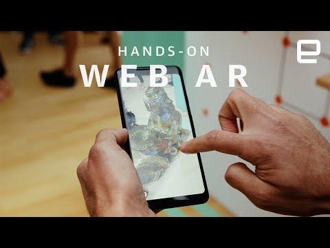 Google Web AR Hands-On