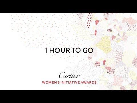 Cartier Women's Initiative Awards 2018 Live Stream